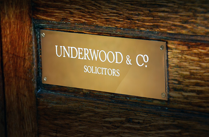 Underwood Entrance
